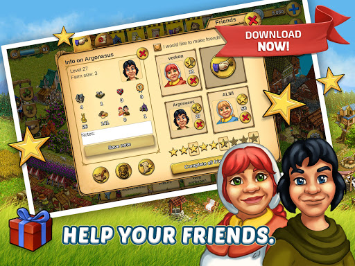 My Little Farmies Mobile 1.0.092 screenshots 8