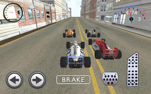 真正的F1賽車遊戲模擬器