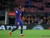Manchester United bekijkt huurdeal met Barcelona voor Ousmane Dembélé