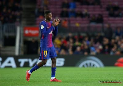 Le comportement peu pro d'Ousmane Dembélé irriterait le Barça
