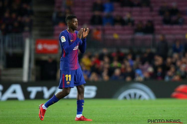 Le Barça prêt à brader Ousmane Dembélé