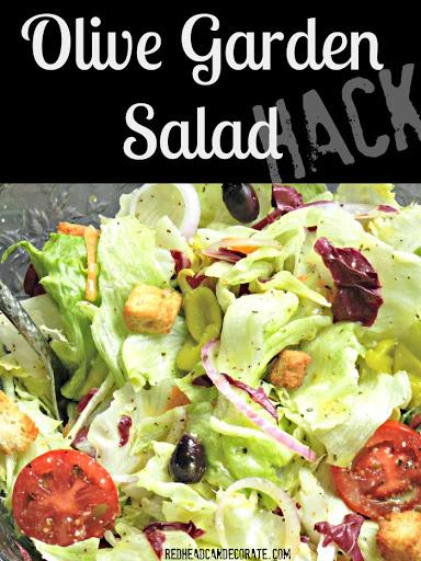 10 best olive garden salad croutons recipes - Olive Garden Salad