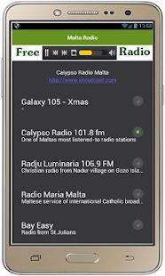 Malta Radio - náhled
