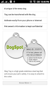 Dog WagTag screenshot 1