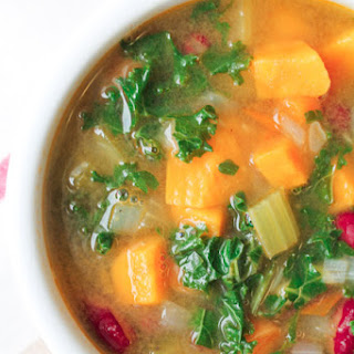 Detox Vegetable Soup