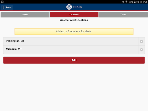 FEMA  screenshots 8