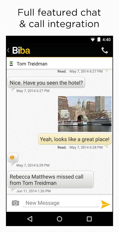Biba - screenshot