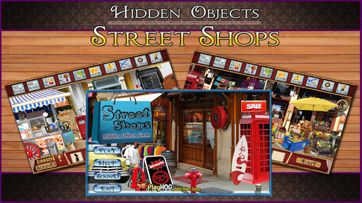 無料解谜Appのストリートショップ隠しオブジェクトを検索|記事Game