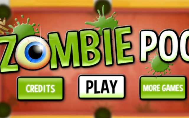Zombie Pool Game