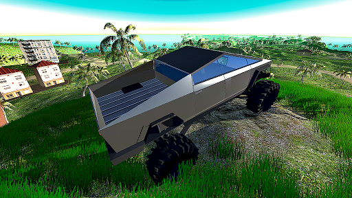4x4 Off-Road Truck Simulator: Tropical Cargo 3.9 screenshots 10