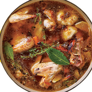 Roasted Poultry Stock.