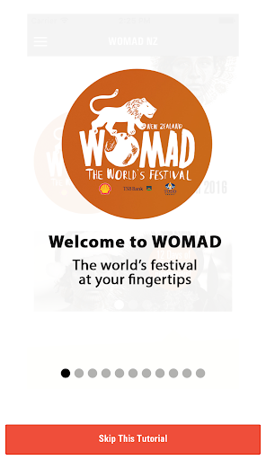 WOMAD NZ 2016