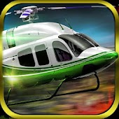 Helicopter Flight Sim 3D Game