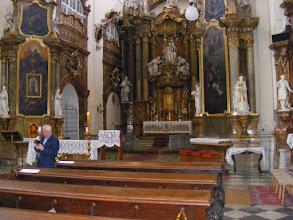 Photo: Interiér kostela sv. Michala
