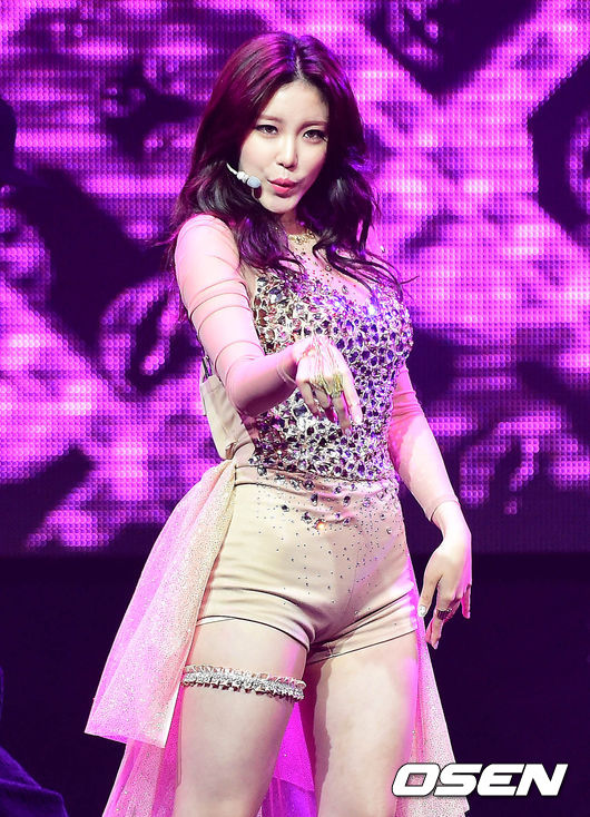 hyosung weight change 2
