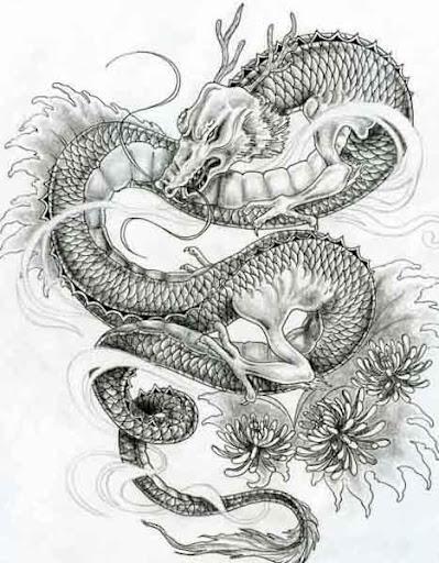 日本のタトゥーのデザイン
