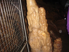 Photo: cave formation