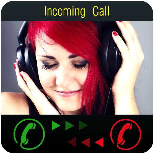 偽のガールフレンドコール 通訊 App LOGO-APP試玩