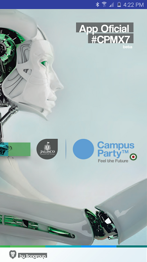 Campus Party 2016- screenshot