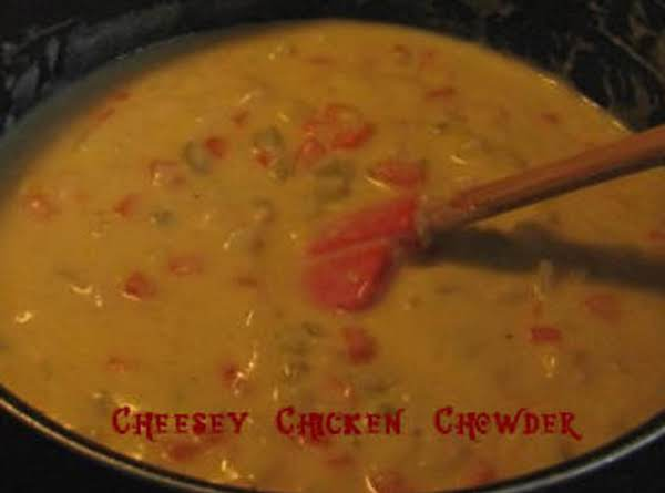 Cheesey Chicken Chowder Recipe