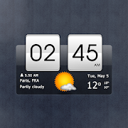 Sense Flip Clock && Weather