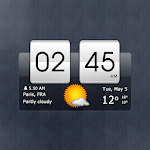 Sense Flip Clock & Weather 5.50.0.9