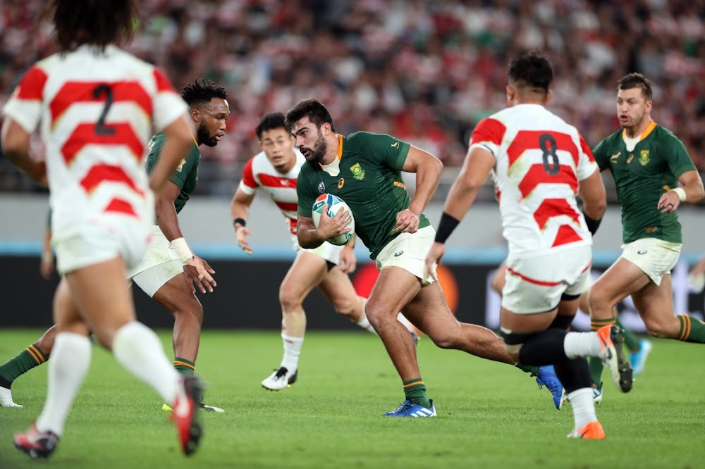 GAVIN RICH: Boks nerves and defensive system severely tested by Japan