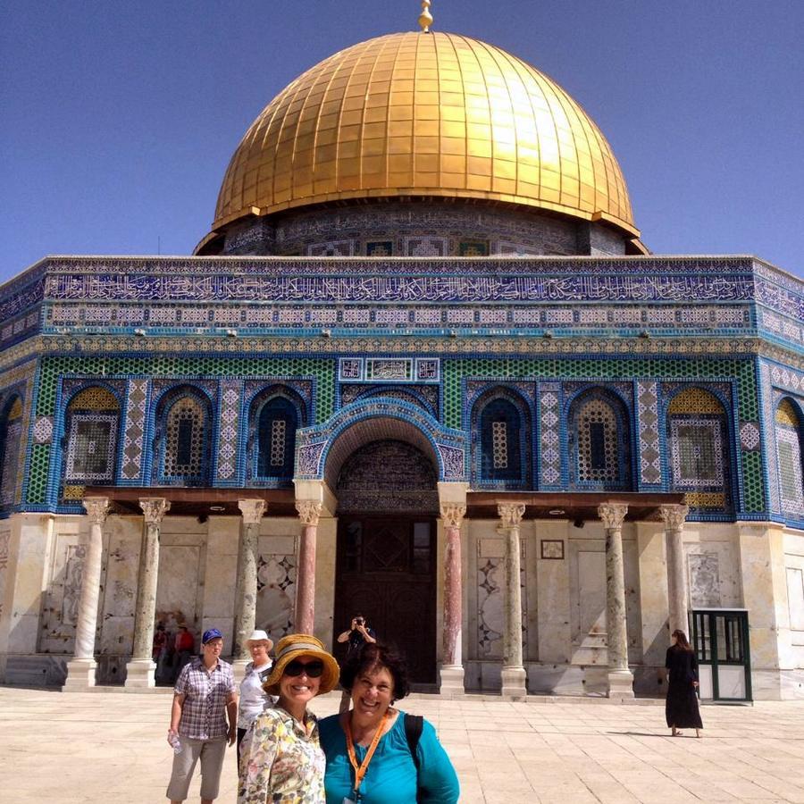 Отзыв о Гиде в Израиле Светлане Фиалковой