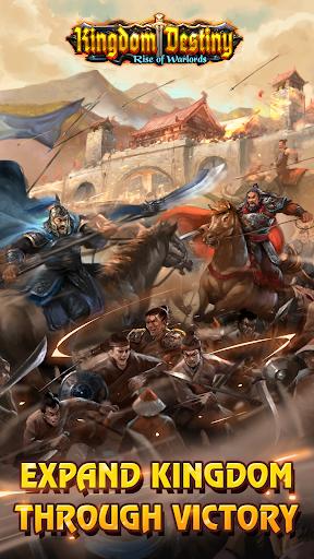 Télécharger Gratuit Kingdom Destiny 2: Rise of Warlords APK MOD (Astuce) screenshots 1