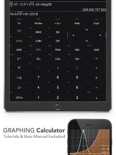 Graphing Calculator (X84) 2.0 screenshots 6