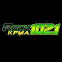 Rock102.1 KFMA icon