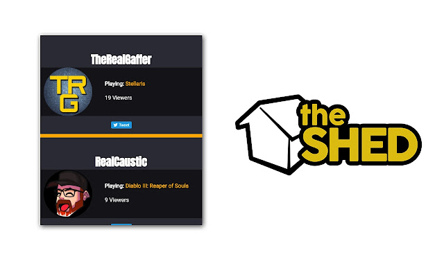 theSHEDteam