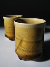 "Photo: Stefan Andersson ""Cups"" (2009, h:7cm)"