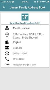 janani family address book apps on google play