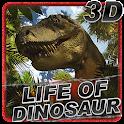 Jurassic Dinosaur World icon