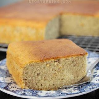 Bing's Banana Cake