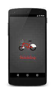Bicicleting for bicing- screenshot thumbnail