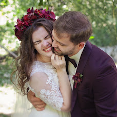 Wedding photographer Nadezhda Vnukova (Vnukova). Photo of 27.08.2017