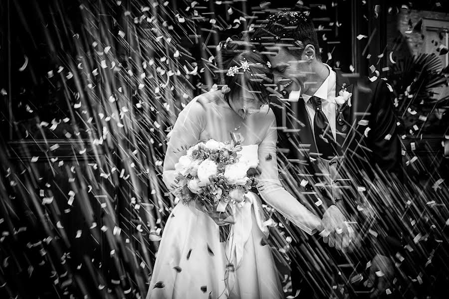 Wedding photographer Barbara Fabbri (fabbri). Photo of 21.01.2019