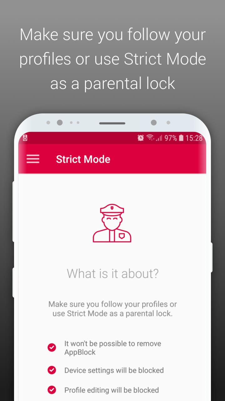AppBlock - Stay Focused Screenshot 6