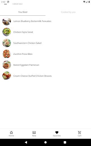 Healthy Recipes 5.45 screenshots 16