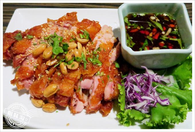 阿杜皇家泰式料理-泰式椒麻雞