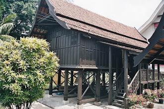 Photo: #013- Kuala Lumpur-Musée du Sarawak