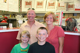 Photo: Mike Dunn and Family 2010