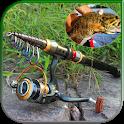 Reel Model Fishing Rod icon