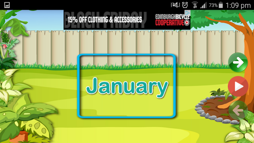 android Kids Learning Game ABC 123 Screenshot 2