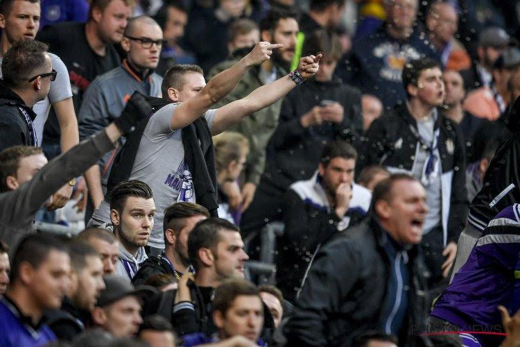 Sanction définitive pour Anderlecht suite aux chants discriminatoires à Bruges