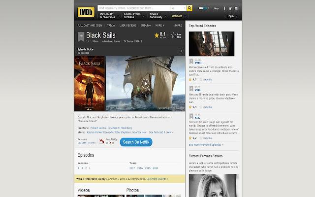 IMDB2Netflix