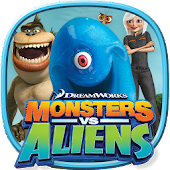 Monsters vs. Aliens Launcher