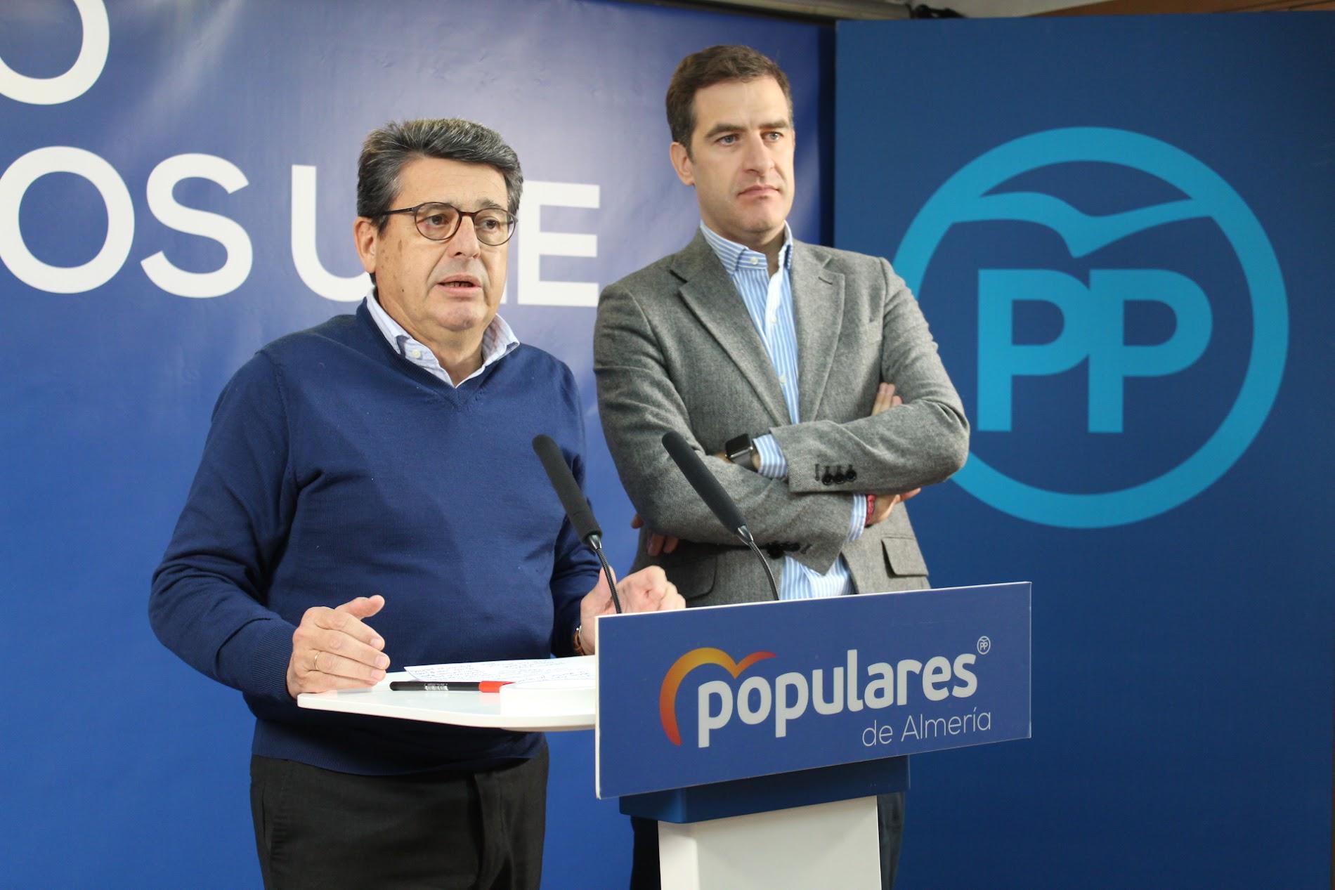 """El PP ante Teruel Existe: """"Nosotros defenderemos a Almería"""" - La Voz de Almería"""